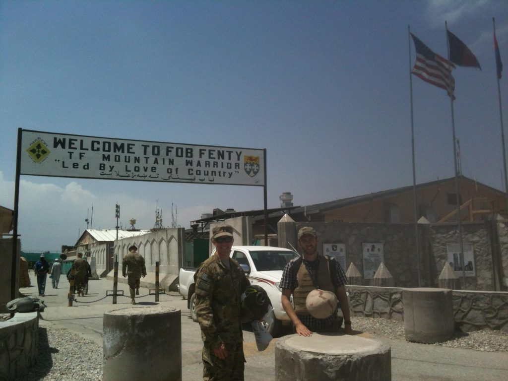 Polack in Jalalabad, Afghanistan