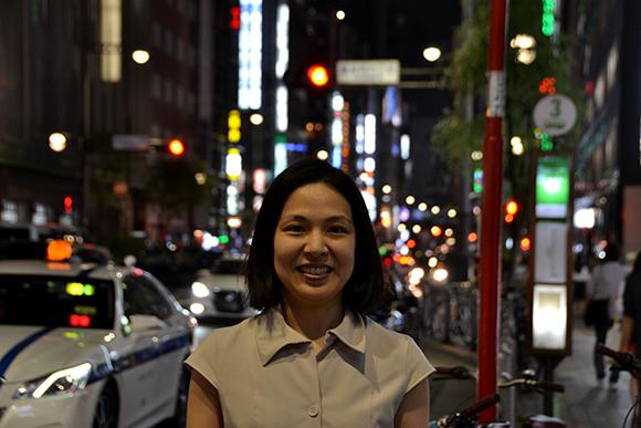 Shihoko Fujiwara