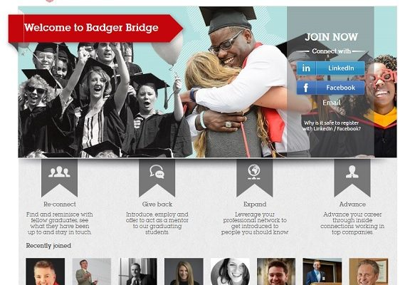 Badger Bridge home page