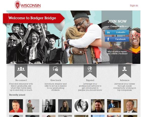 Badger Bridge home page
