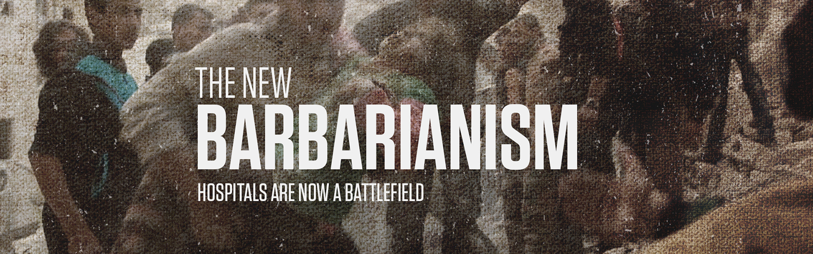 The New Barbarianism