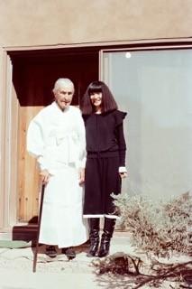 Georgia O'Keefe and Kyoko Michishita