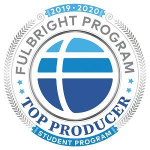 Fulbright Program Student Program Top Producer