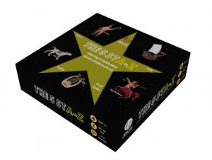 5 STA-Z board game