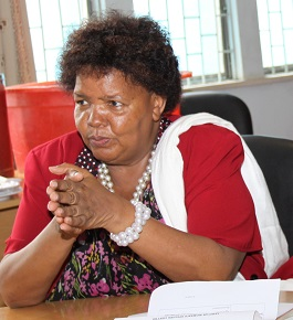 Prof. Wanjiku Mukabi Kabira